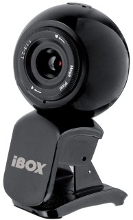 Webcam I-Box VS-1B Pro True 1