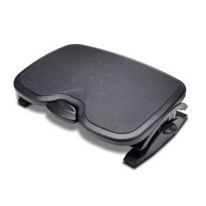 Kensington  Solemate Plus Foot Rest Black