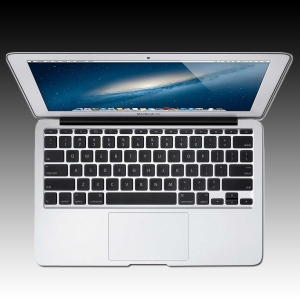 Laptop Apple MacBook Air A1465 Intel Core i5 4250U DDR3 4GB 128 HDD Intel HD Graphics 5000 Gray