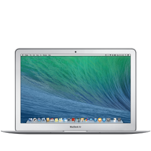 Laptop Apple MacBook Air A1466 Intel Core i5  4GB DDR3 256GB HDD Intel HD Graphics 5000 Gray
