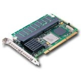 RAID Controller LSI LOGIC Internal MegaRAID SCSI 320-2 2ch 128MB (PCI-X, Ultra320 SCSI) (RAID levels: 0, 1, 10, 5, 50)