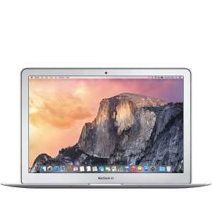Laptop Apple MacBook Air (2015) Intel Core i5 5250U 4GB DDR3 128GB SSD Intel HD Graphics 6000 Gray