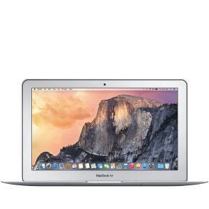 Laptop Apple MacBook Air Intel Core i5 1600U 4GB DDR3 128GB HDD Intel HD Gray