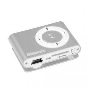 MSONIC MP3 player cu cititor de card