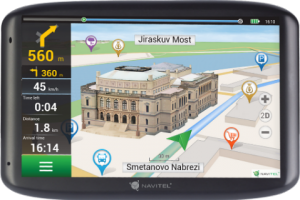 NAVIGATION NAVITEL E500 5-- EU45+RUS,UKR,BLR,KAZ (Lifetime Map)