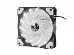 Cooler Genesis CPU HYDRION 120 WHITE; LED; 120MM
