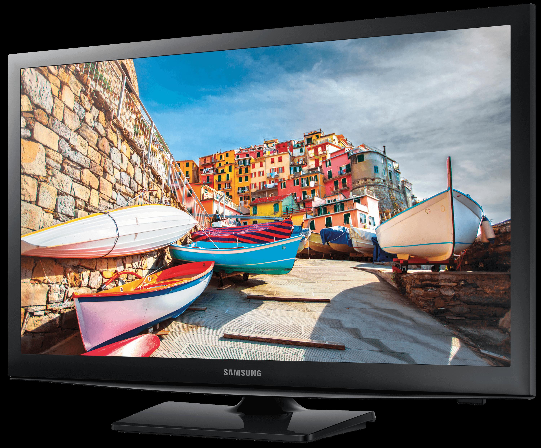 televizor led 24 inch samsung hg24ee470akxen smart tv hd ready