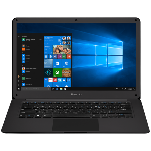 Laptop  Prestigio SmartBook 141 C2 Intel Celeron N3350  4GB 32GB Intel HD Graphics 500 Windows 10 Pro Slate Grey