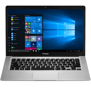 Laptop Prestigio SmartBook 141 C3  Intel Atom Z8350 2GB 64GB Intel HD Graphics 500 Windows 10 Home Metal Grey