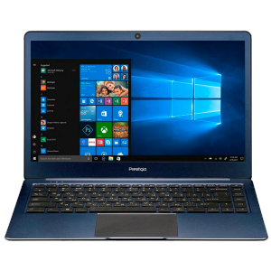 Laptop Prestigio SmartBook 141S Intel Celeron N3350 3GB 32GB Intel HD Graphics 500 Windows 10 Home Albastru