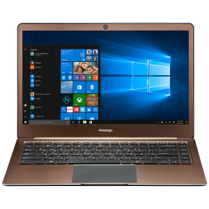Laptop Prestigio SmartBook 141S Intel Celeron N3350  4GB 32GB Intel HD Graphics 500 Windows 10 Home Dark Brown