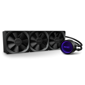 Kraken X73 - 360mm AIO Liquid Cooler with RGB LED