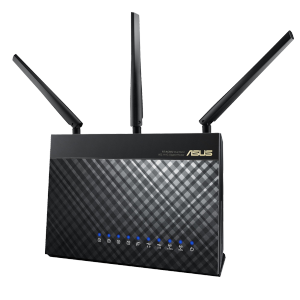 Router Wireless Asus RT-AC68U Dual-Band 10/100/1000 Mbps