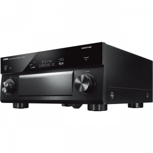 Receiver 11.2 canale Yamaha Aventage RX-A3080, Dolby Atmos, DTS X, YPAO, MusicCast