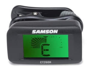 SAMSON CT260H Clip-On Tuner