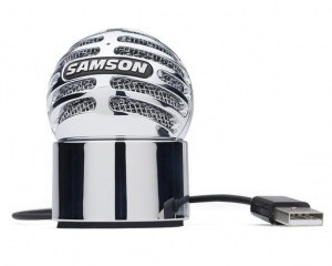 SAMSON Meteorite USB Condenser Microphone After Tests
