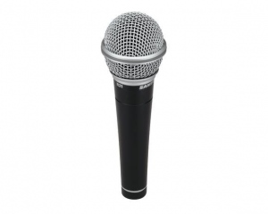 SAMSON R21S XLR vocal/presentation microphone | cardioid | gold-plated XLR