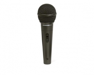 SAMSON R31S XLR microphone | hypercardioid |On/Off switch