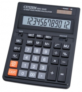 Citizen  SDC 444S 12 DIGIT