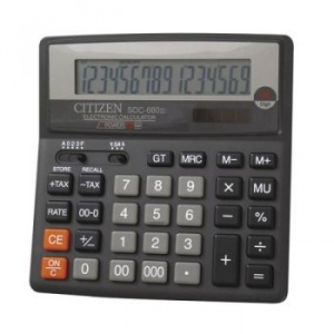Citizen  CALCULATOR BIROU 16 DIGIT