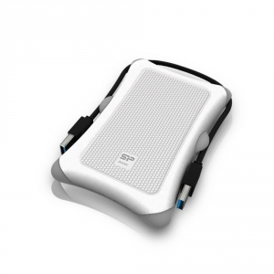 HDD Extern Silicon Power A30 1TB USB3.0 White