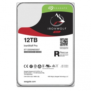 HDD Seagate IronWolfPro 12TB SATA3 7200 RPM 3.5 Inch