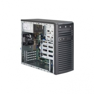 Supermicro SuperServer SYS-5039D-I, Mid Tower, C236 chipset, Single socket H4 (LGA 1151) support Intel® Xeon® processor E3-1200 v6/v5, Intel® 7th/6th Gen. Core™ i7/i5/i3 series, 4 x DIMMs, 2 x PCIe3.0 x8, 1 x PCIe3.0 x4, 4 x 3.5