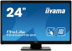 Monitor LED IIyama T2452MTS-B5  24 inch TN touchscreen - After Tests