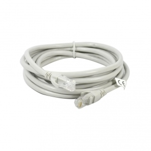 Vakoss Patchcord RJ45 Cat6 FTP 3m  TC-L1287A grey