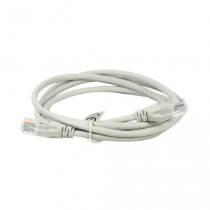 Vakoss Patchcord RJ45 Cat5 FTP 1,5m  TC-L1289A grey