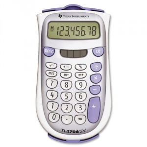 Calculator de birou Texas Instruments TI-1706 SV