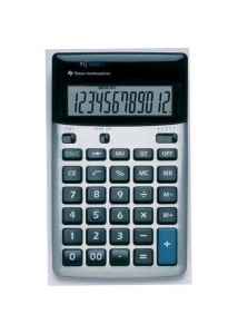 Calculator de birou Texas Instruments TI-5018 SV