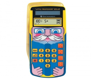 Calculator de birou Texas Instruments TI-Little Professor TI008824