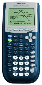 Calculator de birou Texas Instruments TI-84 PLUS TI014352