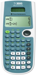 Calculator Stiintific de birou Texas Instruments TI-30XS MultiView TI021031