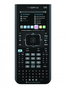Calculator stiintific Texas Instruments TI-Nspire CX CAS cu Grafic TI023661