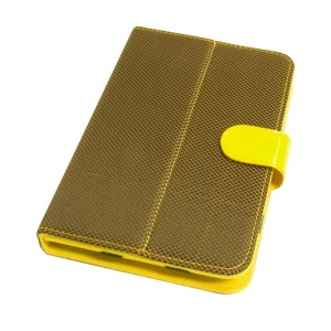 ART Universal  Etui for tablet  7 -- yellow T-17D Color series12