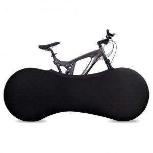 VELOSOCK Indoor bike cover Black