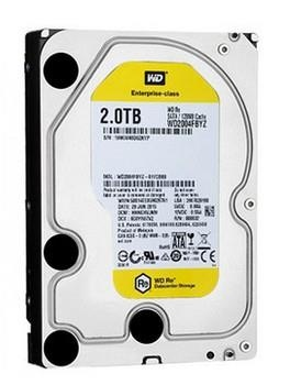 Server HDD WD Gold 3.5-- 2TB SATA3 7200RPM 128MB