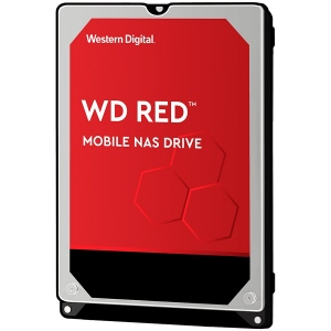 HDD Desktop WD Red (3.5--, 4TB, 256MB, 5400 RPM, SATA 6 Gb/s)