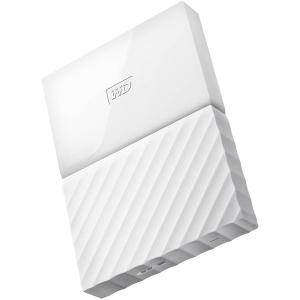 "HDD External WD My Passport (2.5"", 3TB, USB 3.0) White"