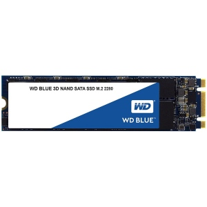 SSD Western Digital Blue M.2 1TB SATA III 6 Gb/s