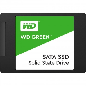 SSD Western Digital Green 480 GB SATA 3 3D NAND 2.5 Inch