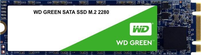 SSD Western Digital Green 480GB M.2 3D NAND