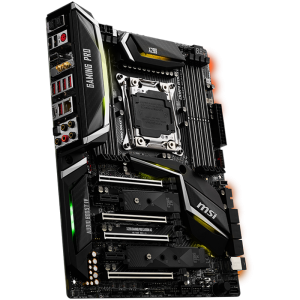 Placa de Baza MSI X299 GAMING PRO CARBON