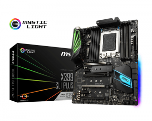 Placa de Baza MSI X399 SLI PLUS