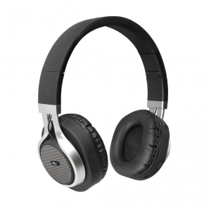 Art Bluetooth Headphones with microphone OI-E1 black/silver